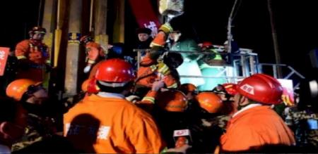 in china mine factory fire accident peoples died