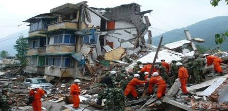 china has a massive earthquake peoples 11 died