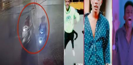 in Chennai tic tok pullingo robbery police arrest