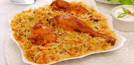 biryani sold for 5 paise