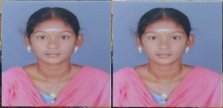 In Coimbatore pregnant girl died in accident