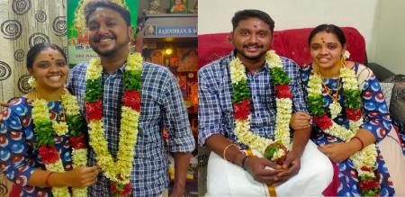 Coimbatore Love married couple