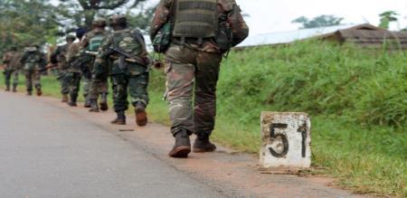 Africa terrorist attack villagers police investigation