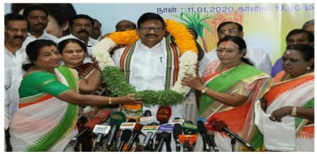 pongal celebration by magila congress