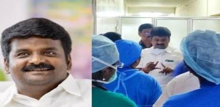 vijayabaskar says about corona virus in tamilnadu