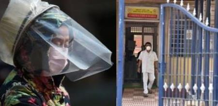 kovai student cure from corona virus stay in home