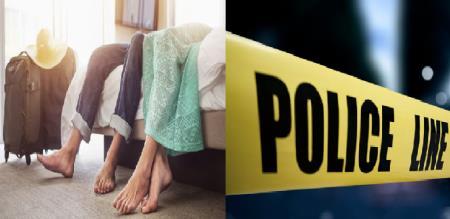 Thiruppur illegal affair girl murder police investigation