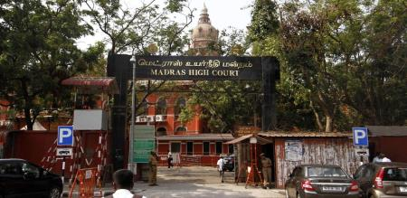 notices from the high court to the tamilnadu government supreme court of justice