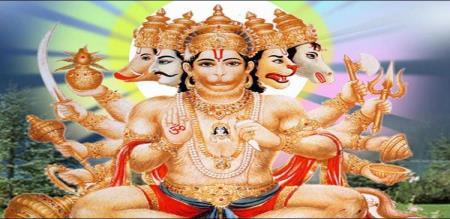God Anjineyar Wish