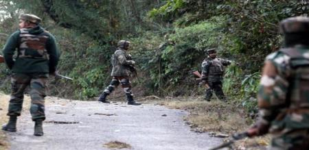 in Jammu CRPF officers attacked by terrorist