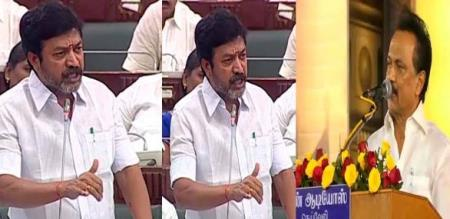 cv shanmugam speech in assembly