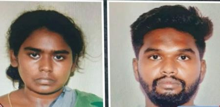 Darmapuri illegal affair murder police investigation