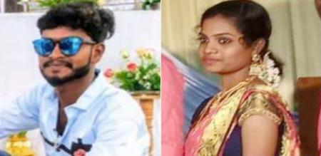 Dharmapuri love couple commit suicide died police investigation