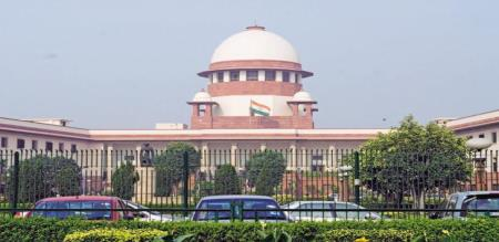 supreme court raise questions to central government for eight way road