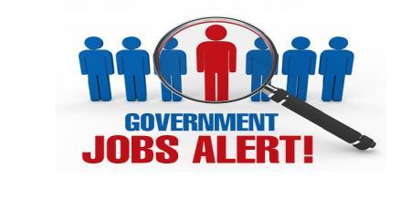 central govt jobs announced