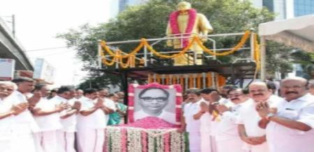 edappadi palanisamy announcement about ramasamy padaiyatchar