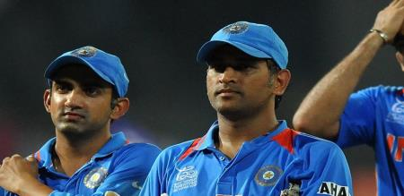 dhoni released from west indies matches