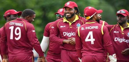 List of west indies team players released