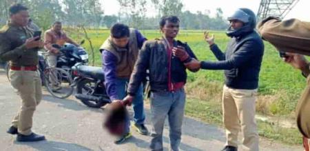 husband killed wife in uttar pradesh