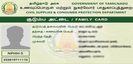 ration card holders 15000 case