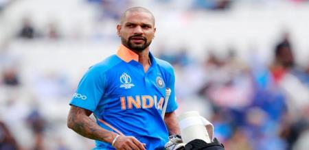 Dhawan is presently under the observation of the BCCI medical team announced by BCCI