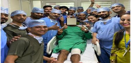 shikhar dhawan injured