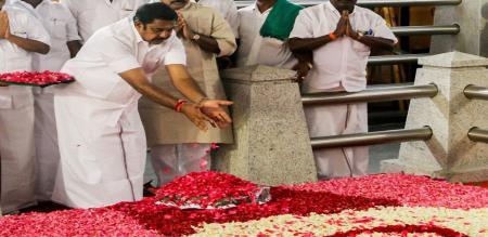 jayalalitha memorial in eps