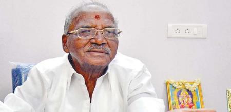 ADMK Madhusoothanan serious in hospital