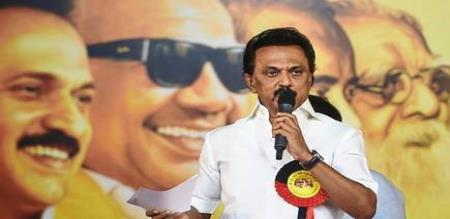 mk stalin plan for local body election