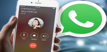 Whats App update for voice call