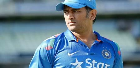 dhoni speech about her tension relief