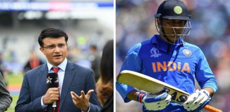 Ganguly announced Indian players to ASIA XI