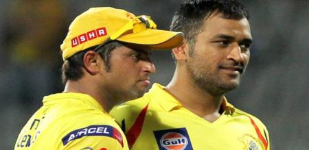 dhoni is not playing today match against srh in Hyderabad