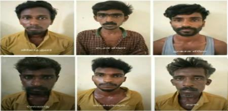 Dindigul illegal affair help rowdy murder by gang