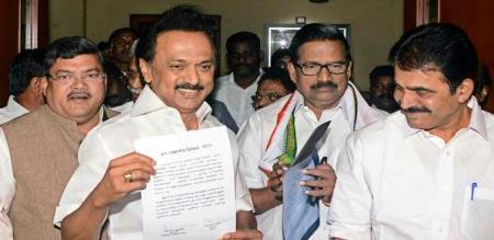 tamilnadu congress no satisfied with DMK in local body election