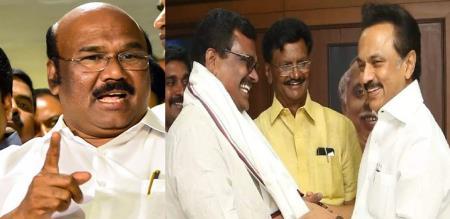 jayakumar says about thangatamilselvan