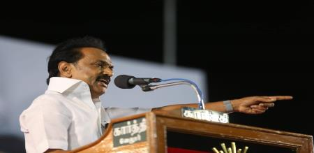 vck candidate will join dmk for rising sun symbol