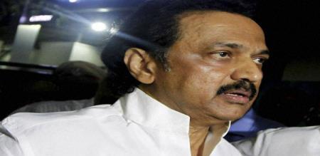 DMK district secretary arrested