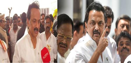 DMK Open Politics Play with Caste