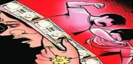 in thiruvarur grand ma sales 2 child girls police investigation