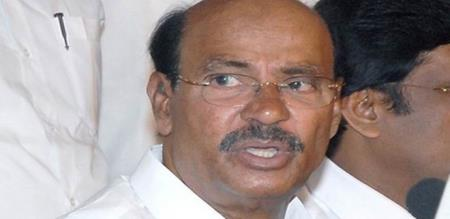Fill the IIT vacancy with reservation said dr ramadoss
