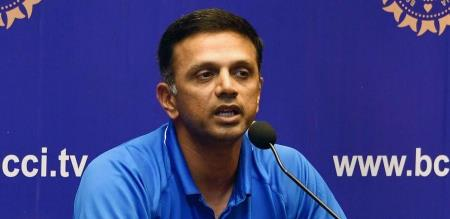Rahul Dravid accepted the Bcci request as India head coach