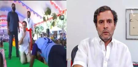 K S ALAIGIRI say about rahul election campaign
