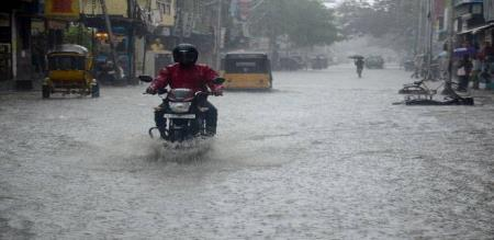 last two days rain in tamilnadu