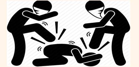 MEN ATTACKED IN KARNATAKA