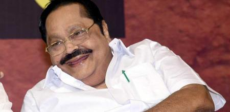 duraimurugan speech about congress dmk alliance