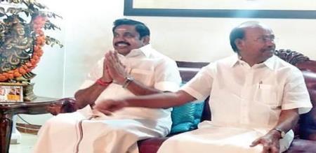 PMK DMDK wishes to CM