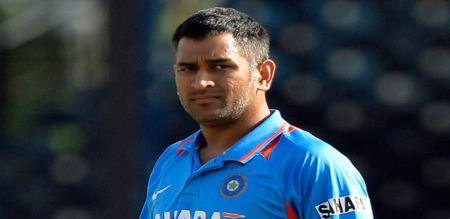 Dhoni retired happy for BJP