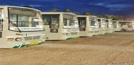 athivarathar mini bus collection