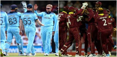 will west Indies team up in today